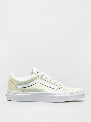Vans Old Skool Shoes (uv glitter pink/true white)