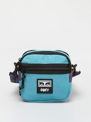 OBEY Conditions Traveler III Bag (blue sapphire multi)