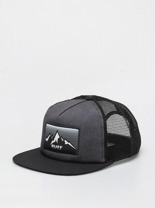 Buff Trucker ZD Cap (jasum black)