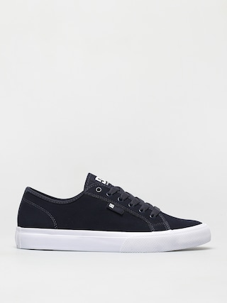 DC Manual S Shoes (dc navy/white)