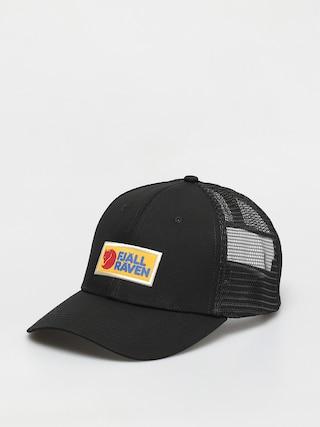 Fjallraven Vardag Langtradarkeps ZD Cap (black)