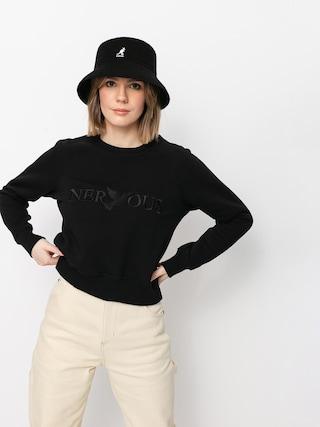 Nervous Classic Crew Sweatshirt Wmn (black)