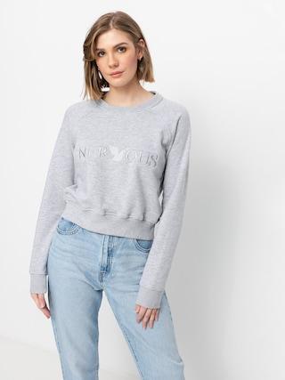 Nervous Classic Crew Sweatshirt Wmn (grey)