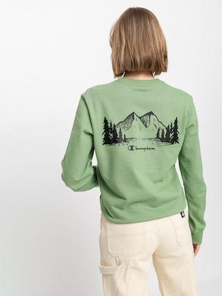 Champion Crewneck Sweatshirt 114353 Sweatshirt Wmn (sgn)