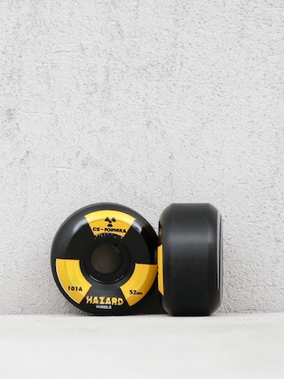 Hazard Radioactive City Street Wheels (black)