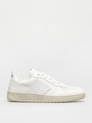 Veja V-10 Shoes (leather extra white)