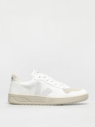 Veja V-10 Shoes (cwl full white natural)