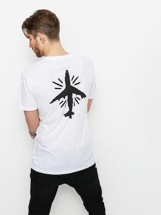 Brixton Bb Mode Tlrt T-shirt (white)