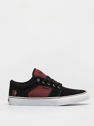 Etnies Barge Ls Shoes (black/red/beige)