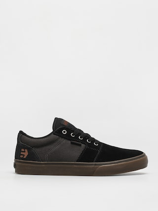 Etnies Barge Ls Shoes (black/gum/dark grey)