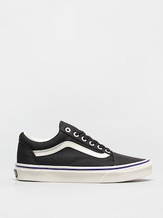 Vans Old Skool Shoes (retro cali raven/spectrum blue)