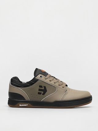 Etnies Camber Crank Shoes (tan/black)