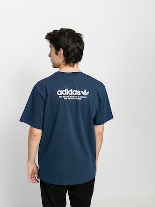 adidas 4 0 Logo T-shirt (crenav/white)