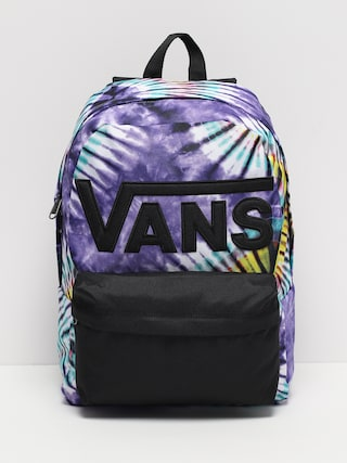 Vans Old Skool III Backpack (new age purple tie dye)
