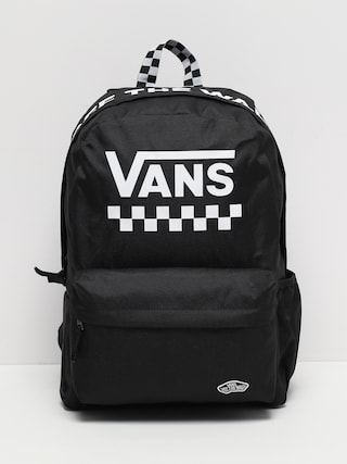 Vans Street Sport Realm Backpack Wmn (black/white checkerboard)