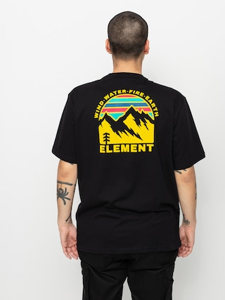 Element Foxwood T-shirt (flint black)