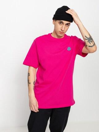 Element Foxwood T-shirt (fushia red)