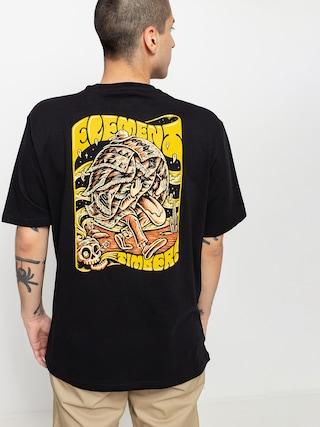 Element Nomadic T-shirt (flint black)