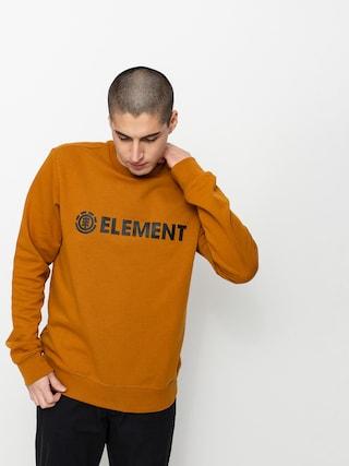 Element Blazin Cr Sweatshirt (goldenbrown)