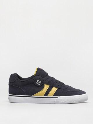 Globe Encore 2 Shoes (navy/pale yellow)