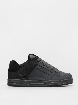 Globe Tilt Shoes (black/iron split)