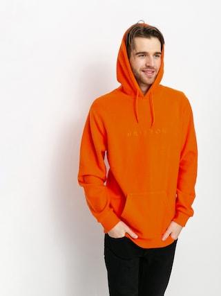 Brixton Alpha Line HD Hoodie (carrot)