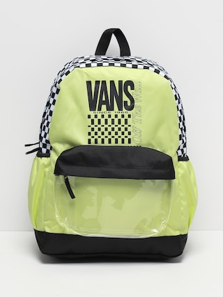 Vans Sporty Realm Plus Backpack Wmn (sunny lime)
