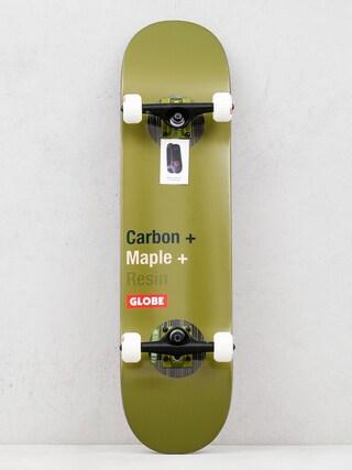 Globe G3 Bar Skateboard (impact/olive)
