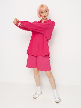 Stussy Huron Shirt Wmn (hot pink)