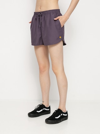 Carhartt WIP Chase Swim Shorts Wmn (provence/gold)
