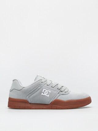 DC Central Shoes (grey/gum)