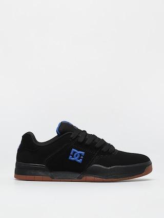 DC Central Shoes (black/black/blue)