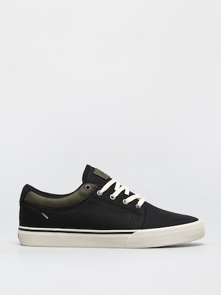 Globe GS Shoes (black/olive)