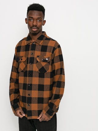 Dickies Sacramento Shirt (brown duck)