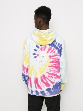 Vans New Age HD Hoodie (rainbow spectrum tie dye)