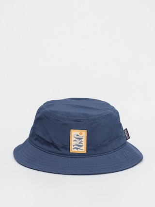 Patagonia Wavefarer Hat (whale tail tubes/stone blue)