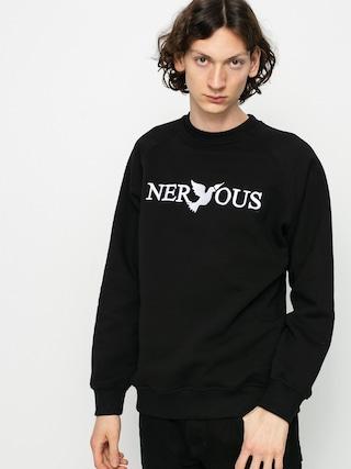 Nervous Classic Crew Sweatshirt (black)