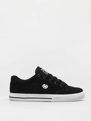 Circa Al 50 Slim Shoes (black/white/synthetic)