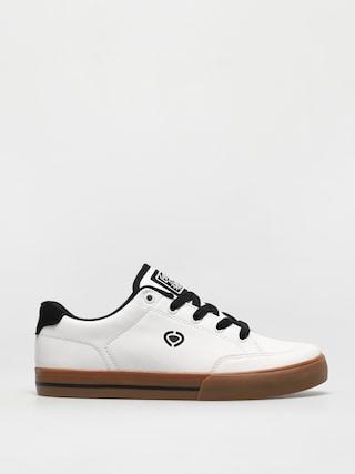 Circa Al 50 Slim Shoes (white/black/gum)