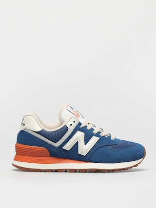 New Balance 574 Shoes Wmn (blue)