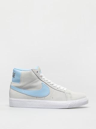 Nike SB Zoom Blazer Mid Shoes (photon dust/psychic blue photon dust)