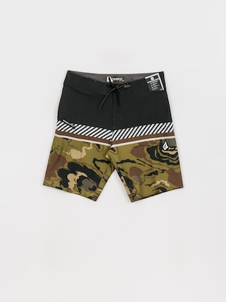 Volcom Mod Lido Plus 20 Boardshorts (military)