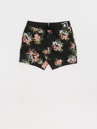 Volcom Earthly Delight Trunk 17 Boardshorts (black)