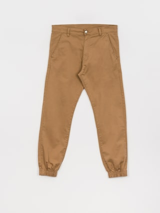 Prosto Chino Jogger Pants (carmel)