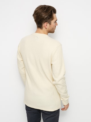 RVCA Day Shift Thermal Longsleeve (antique white)