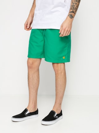 Carhartt WIP Chase Swim Shorts (kingston/gold)