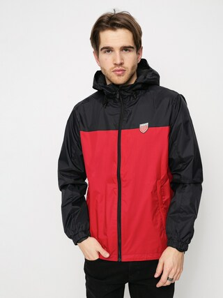 Prosto Windrunner Jacket (red)