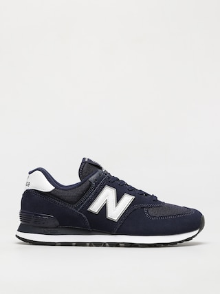New Balance 574 Shoes (blue/white)
