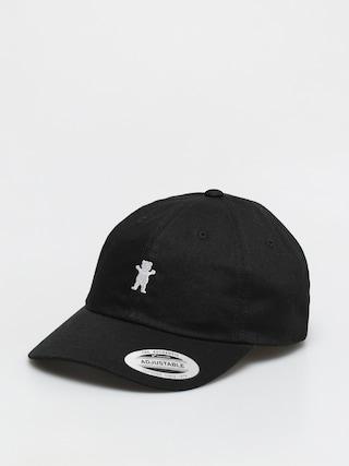 Grizzly Griptape OG Bear ZD Cap (black)