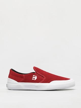 Etnies Marana Slip Xlt Shoes (red/white)